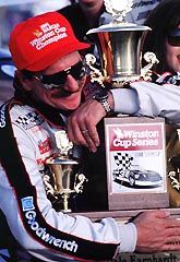 Dale Earnhardt Winston Cup Champion